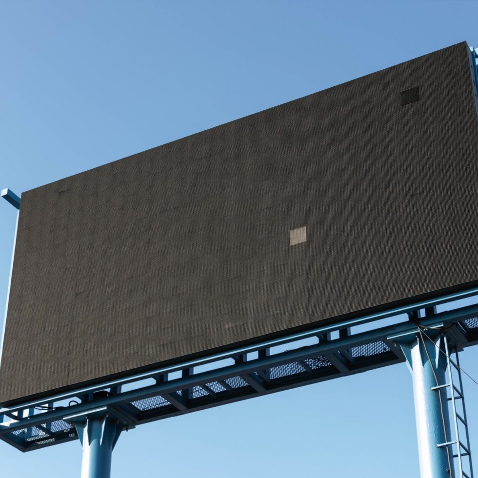 Billboard by Pawel Czerwinski