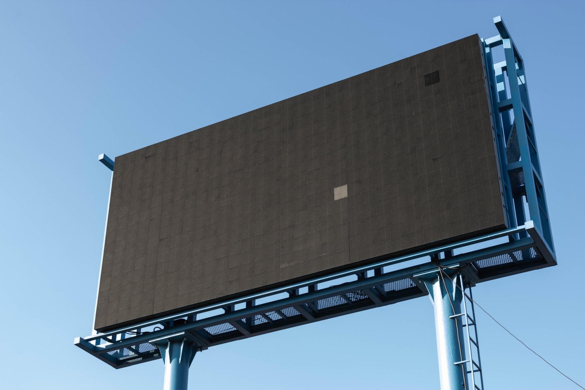Billboard by Pawel Czerwinski